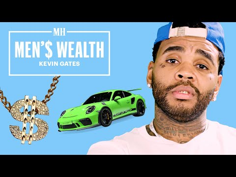 Kevin Gates on The Worst Money He's Ever Blown | Men'$ Wealth | Men's Health