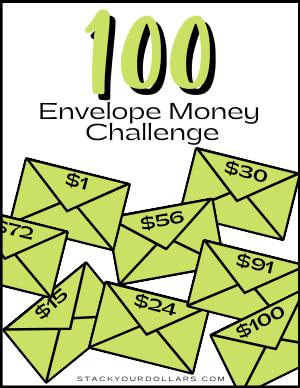 100 Envelope Money Challenge