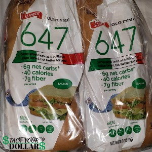 Image of 40 calorie bread 647 Old Tyme