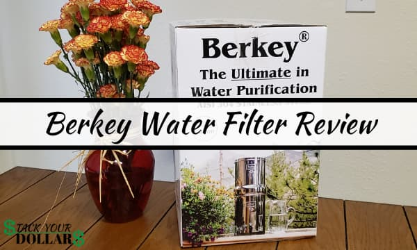 Berkey Water Filter Review Title Image