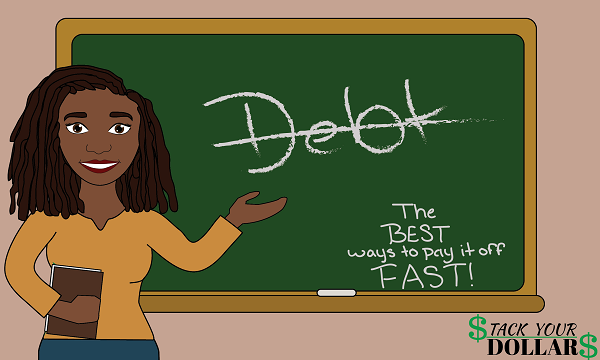 10 Best Ways To Pay Off Debt Fast
