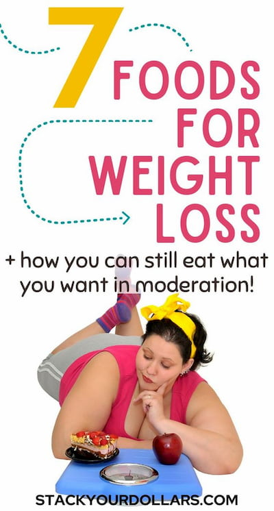Cheap foods to lose weight and enjoy food in moderation
