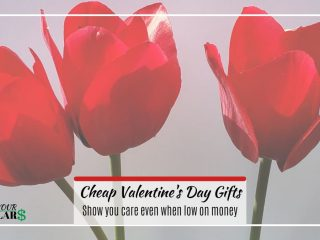 Cheap Valentine's Day Gifts to show you care