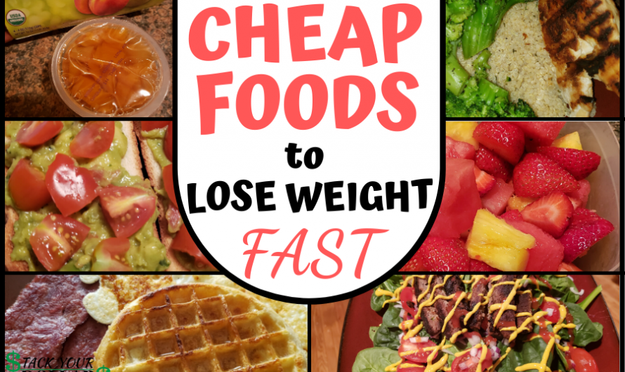 Cheap Foods To Lose Weight Fast