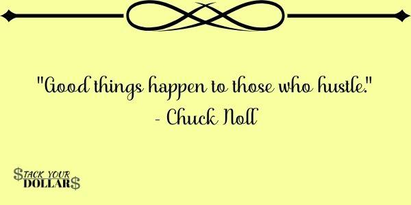 Chuck Noll Quote