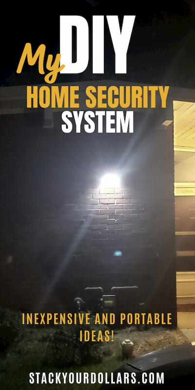 DIY Home Security System Ideas
