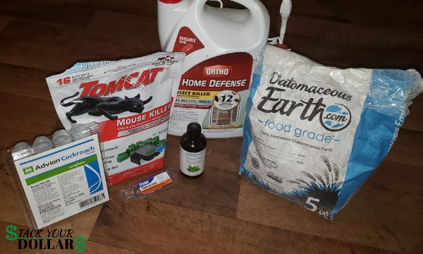 DIY Pest Control Products Image