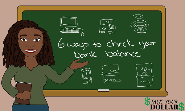 How To Check Your Bank Account Balance: 6 Ways