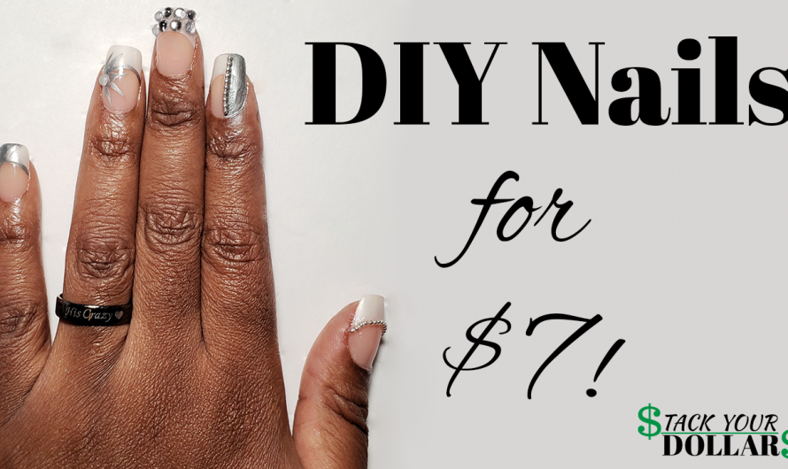 How To Do Acrylic Nails On A Budget