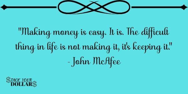 John McAfee Quote