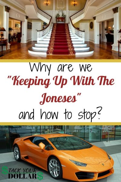 Keeping Up With The Joneses Meaning And Origin Pin