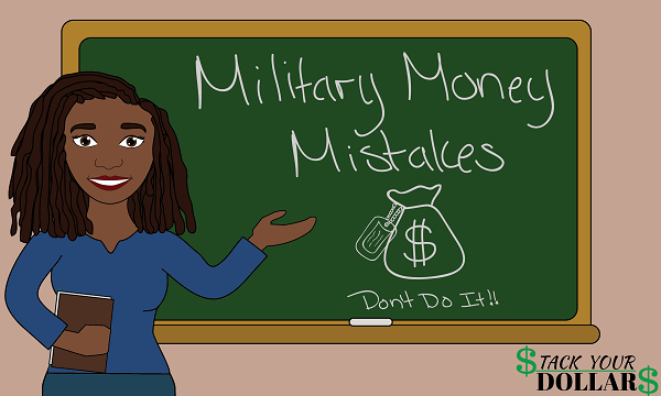 Top 5 Common Financial Mistakes by Service Members