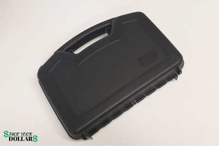Portable Locking Gun Case
