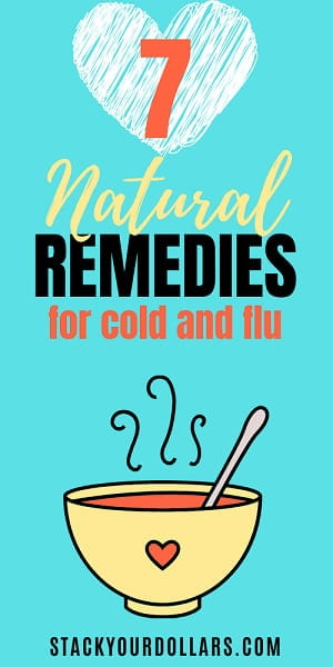 Image for natural home remedies for cold and flu