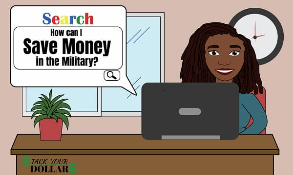 How Can I Save Money In The Military Image