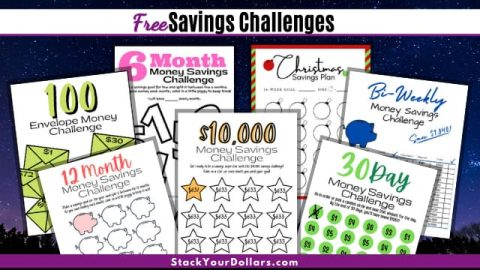 Savings Challenges