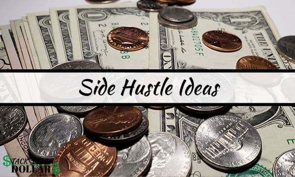 Image of Side Hustle Ideas and money