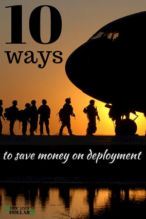 10 Strategies For Saving Money On Deployment Pin