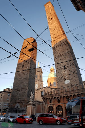 Image of Bologna Two Towers