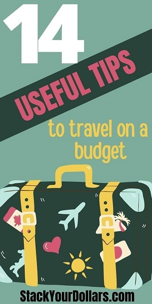 Travel on a budget image