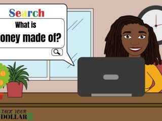 What is money made of search query